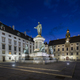 Vienna Hofburg And Kaiser Franz Statue At Night, Austria - PhotoDune Item for Sale