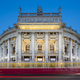 Burgtheater in Vienna, Austria at Night - PhotoDune Item for Sale