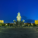 Maria-Theresien-Platz Museums At Night Panorama, Vienna, Austria - PhotoDune Item for Sale