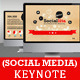 Sociallita Keynote Template - GraphicRiver Item for Sale