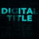 Digital Code Logo Reveal - VideoHive Item for Sale