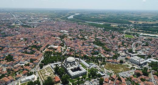 Turkey- Edirne City