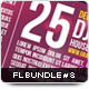 Party Flyers Bundle 3in1 #8 - GraphicRiver Item for Sale