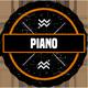 Simple Felt Piano