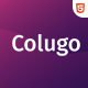 Colugo - App Landing Page HTML Template