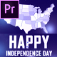 USA Patriotic Logo - Premiere Pro - VideoHive Item for Sale
