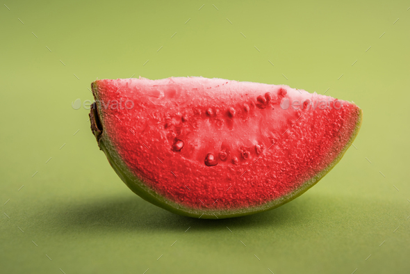 Guava Fruit / Amrood or Peru - Stock Photo - Images