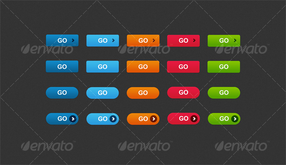 Go buttons - Buttons Web Elements