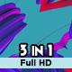 Pop Wave Background VJ Loops - VideoHive Item for Sale