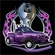 Vector Retro Hotrod - GraphicRiver Item for Sale