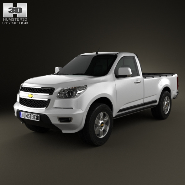 Chevrolet Colorado S 10 Regular Cab 2017