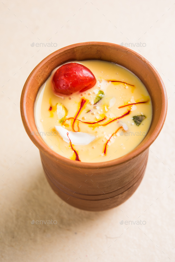 Lassi Drink - Stock Photo - Images