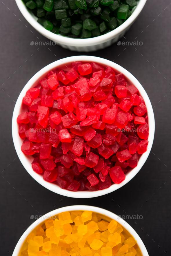 Tutti Frutti - Stock Photo - Images