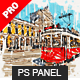 Marker Sketch Toolkit - Amsterdam - Photoshop Plugin