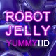 Robot Jelly - GraphicRiver Item for Sale