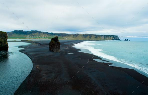 sea landscape - Stock Photo - Images