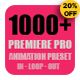 Handy Animation Preset For Premiere Pro