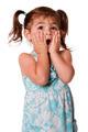 Surprised toddler girl - PhotoDune Item for Sale