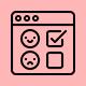 Responsive Bootstrap 4 Survey Form