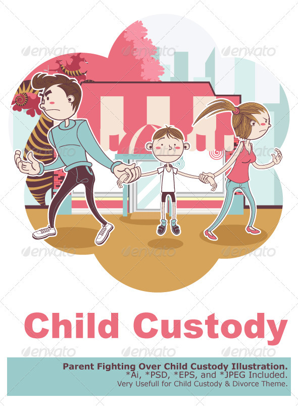Child Custody - People Characters