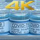 Covid 19 Vaccine  Line Production Of Ampoules - VideoHive Item for Sale