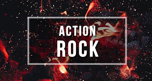 Action, Rock, Upbeat
