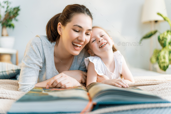 Good time at home. - Stock Photo - Images