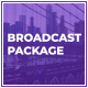 Broadcast Motion Package - VideoHive Item for Sale