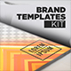 Brand Templates Kit - VideoHive Item for Sale