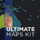 Ultimate Maps Kit - VideoHive Item for Sale