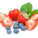 Strawberries and blueberries - PhotoDune Item for Sale