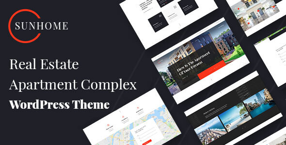 Download SunHome – Real Estate & Apartment Complex Free Nulled