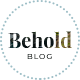 Behold - Personal Blog WordPress Theme