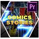 Comics Instagram Stories - Premiere Pro - VideoHive Item for Sale