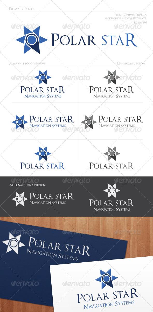 Polar Star Logo - Symbols Logo Templates