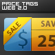 39 web 2.0 price tags - GraphicRiver Item for Sale