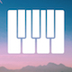 Magic Contemplative Piano and Curious Orchestra