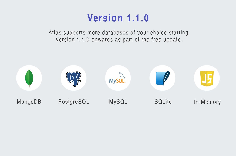 Atlas - React Native App + Node.js full stack authentication starter - 1