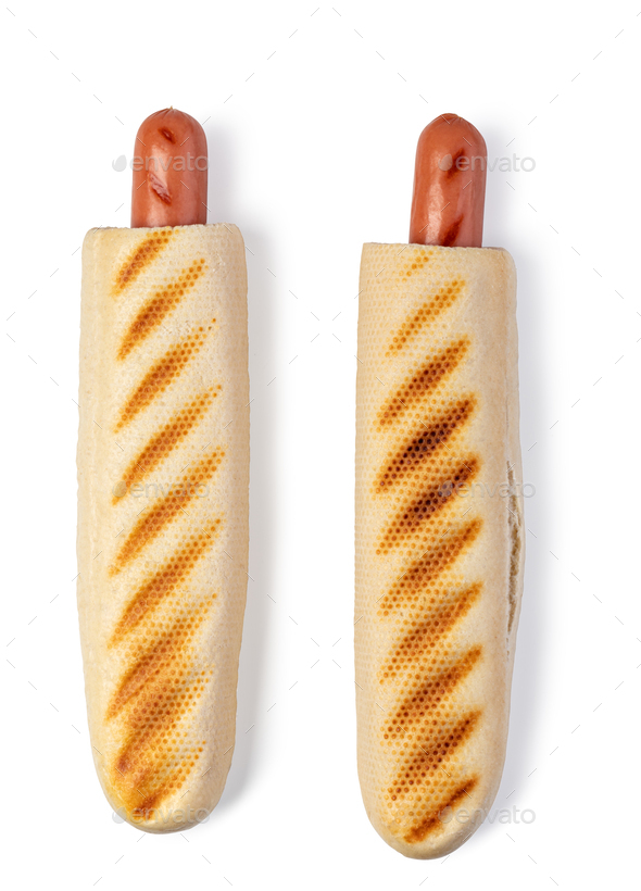 French hot-dog - Stock Photo - Images