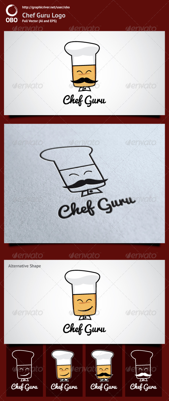 Master Chef Logo - Humans Logo Templates