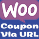 WooCommerce Coupon Code Via URL