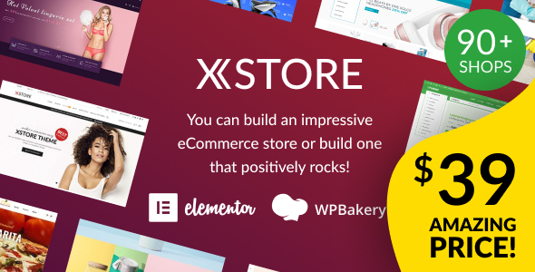 XStore | Responsive Multi-Purpose WooCommerce WordPress Theme Nulled