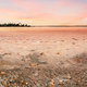 Panorama of the salt lake of Aliki without water - PhotoDune Item for Sale