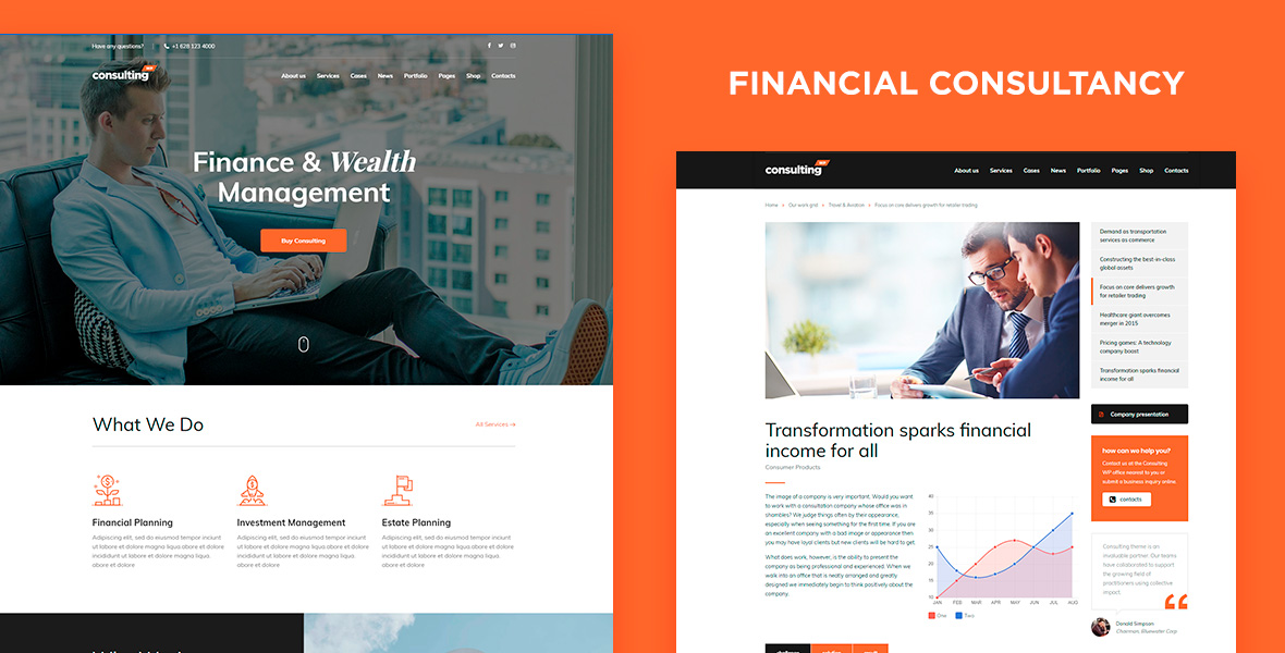 Consulting v5.1.1 Nulled