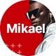Mikael - Modern & Creative CV/Resume WordPress Theme