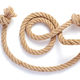 ship rope with sea knot on white background - PhotoDune Item for Sale