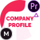 Company Profile for Premiere Pro - VideoHive Item for Sale