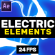 Electric Elements // After Effects - VideoHive Item for Sale