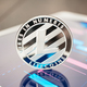 Litecoin Cryptocurrency On The Tablet - PhotoDune Item for Sale