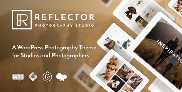 Reflector Photography